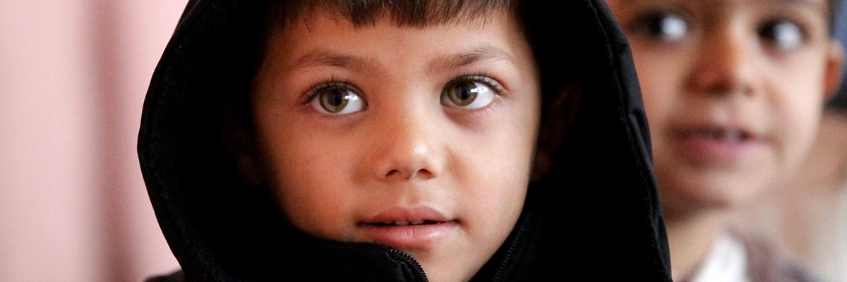 Tukihenkilötoiminta turvapaikanhakija- ja pakolaistaustaisille lapsille ja perheille