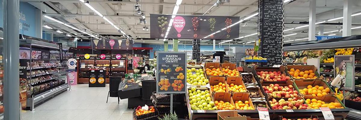 K Supermarket Lutakko