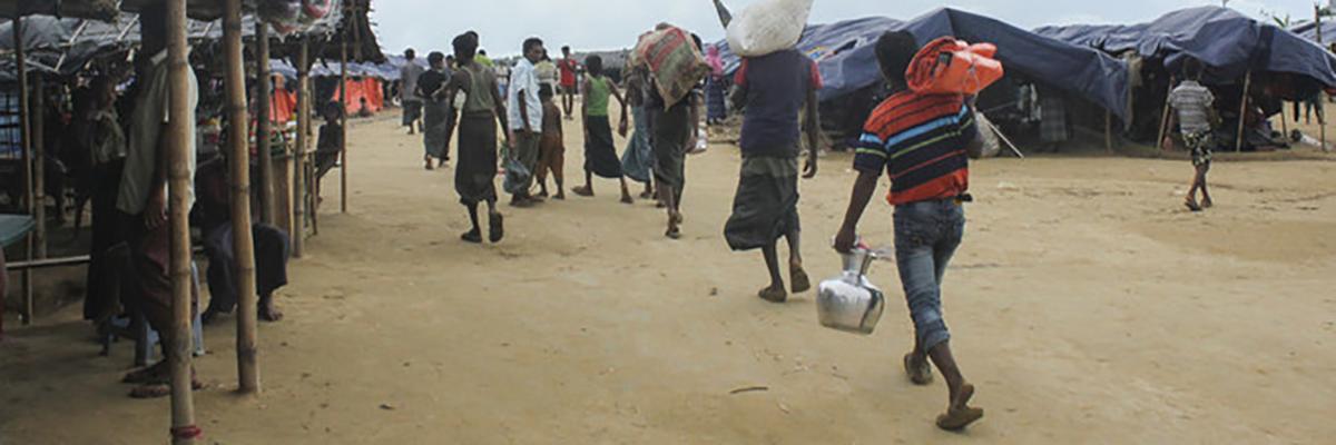 Myanmarin konfliktia paenneiden epätoivo kasvaa Bangladeshissa – apua tarvitaan nopeasti lisää