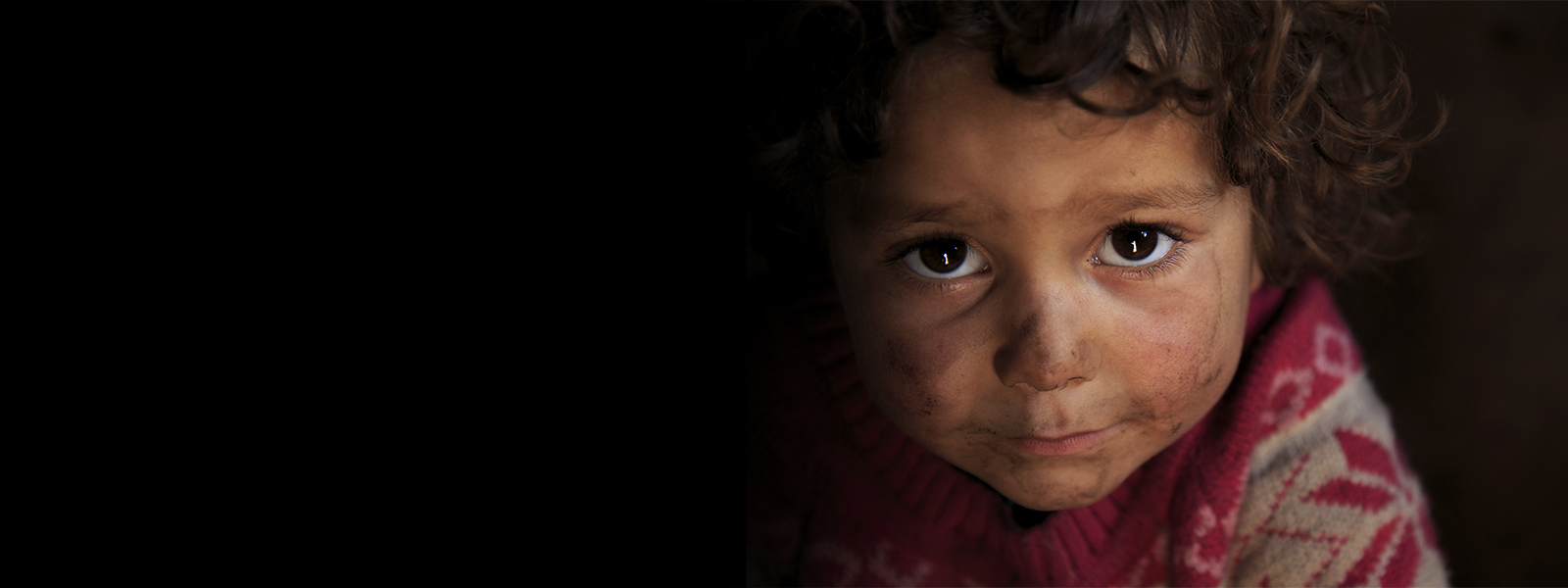 Vart femte barn lever I en konfliktzon