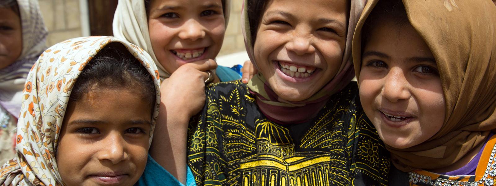 Tillsammans kan vi förändra barns liv