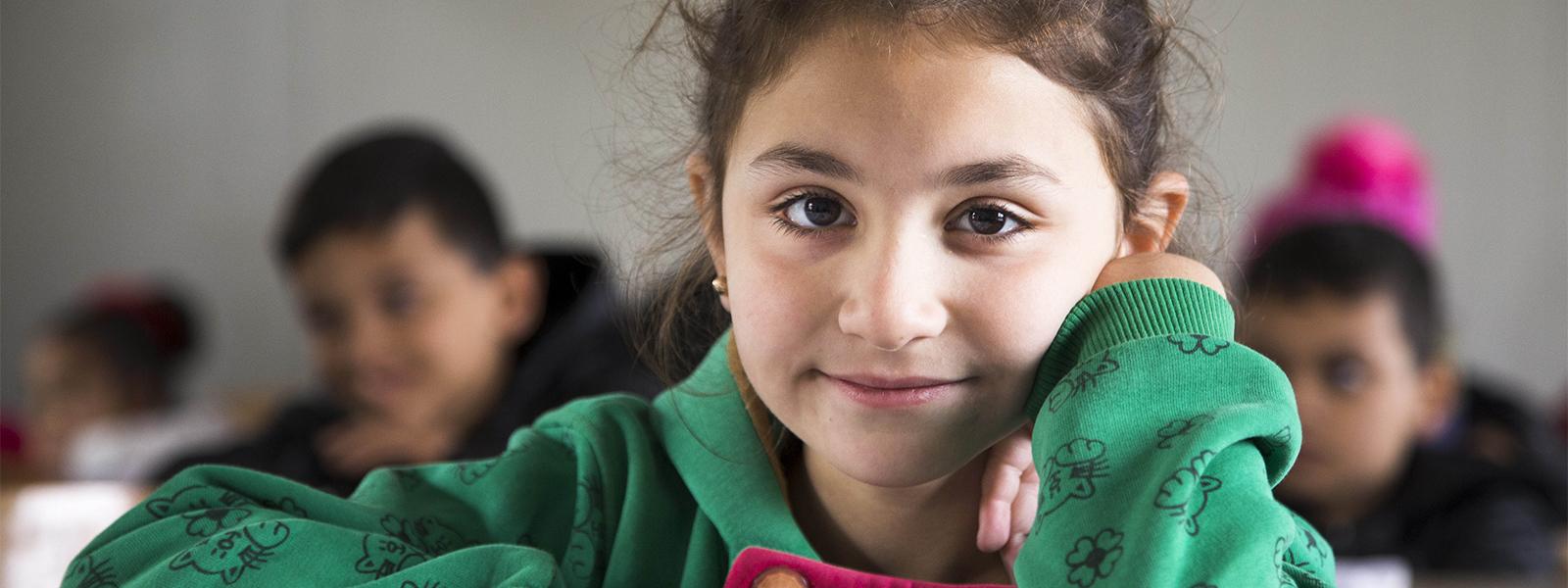 Lapset ja lapsiperheet pakolaisina