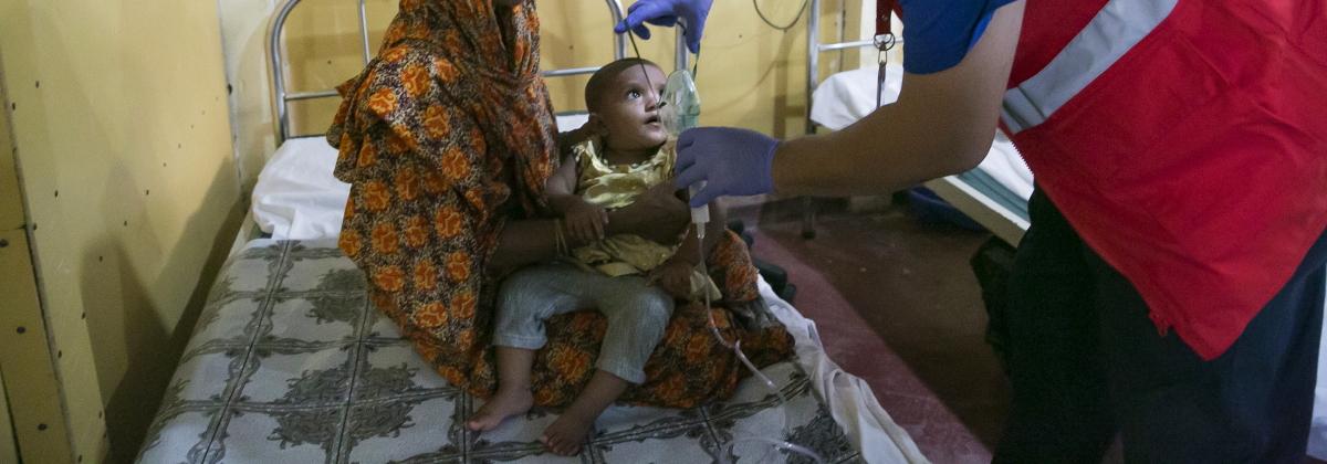 Yhdeksän miljoonaa lasta vaarassa menehtyä keuhkokuumeeseen tällä vuosikymmenellä