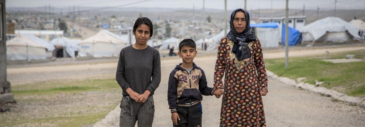 Lapsiin kohdistuva väkivalta kiihtyy konfliktialueilla