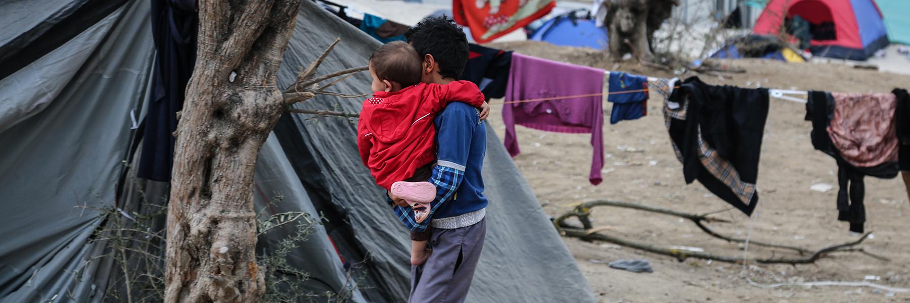 VETOA HALLITUKSEEN: Suomen otettava vastaan pakolaislapsia Kreikasta