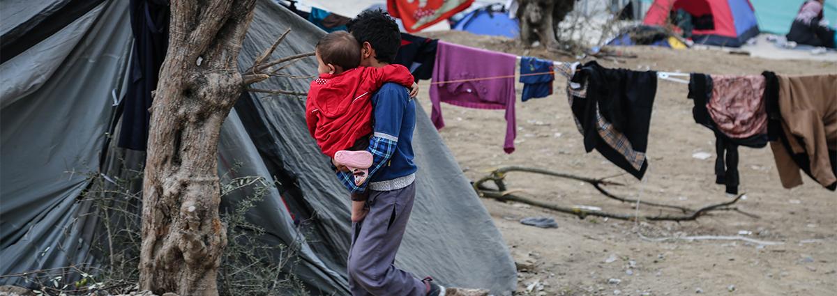 Pelastakaa Lapset: Suomen otettava vastaan pakolaislapsia Kreikasta