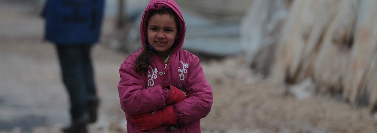 Humanitaarinen katastrofi Syyrian Idlibissä – tuhansia lapsia leireillä ankarissa talviolosuhteissa
