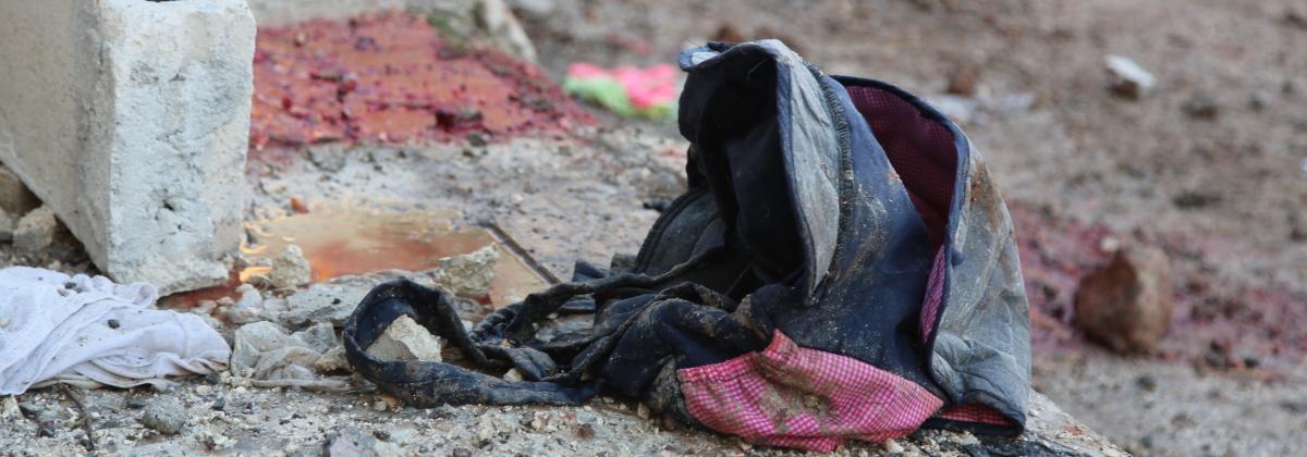 Syyrian Idlibissä uhriluvut kasvavat koulujen jouduttua hyökkäysten kohteiksi