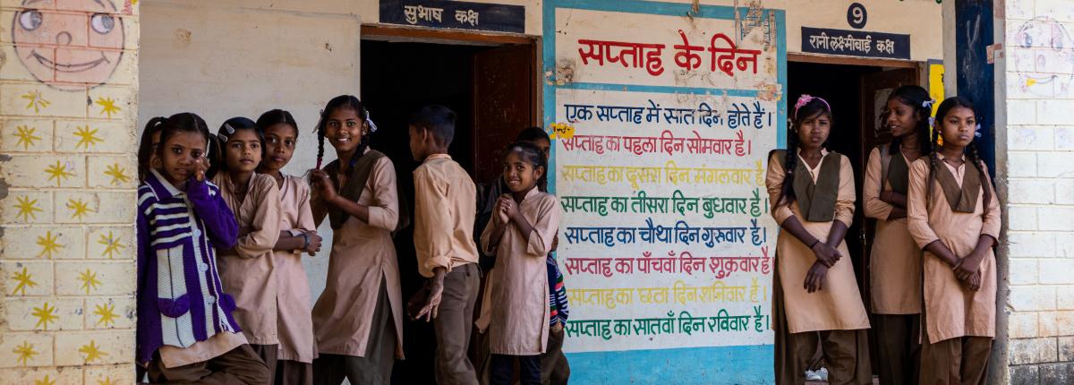 Nenäpäivä tuo apua Intiaan lasten hyväksi
