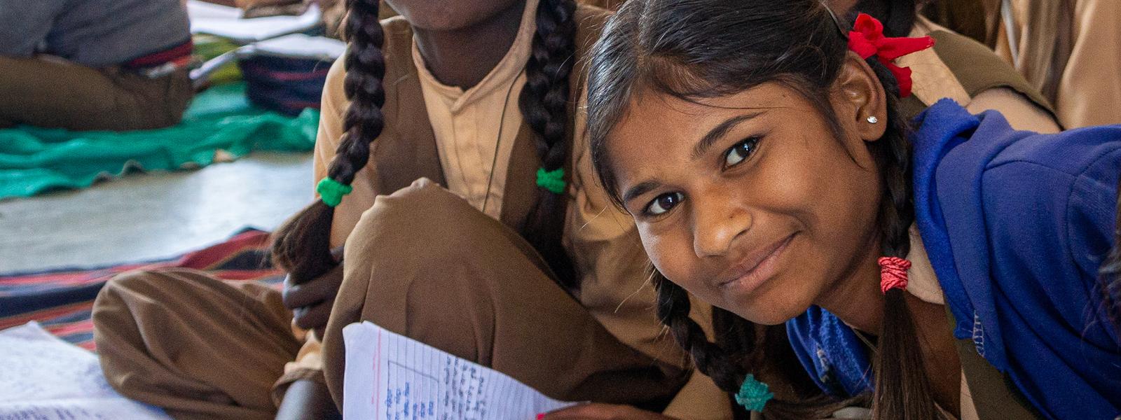 Image Wear ja Pelastakaa Lapset aloittavat yhteistyön – tukea lapsille Intiassa ja kotimaassa