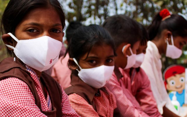 Fortum to support Save the Children's Covid-19 relief work in India