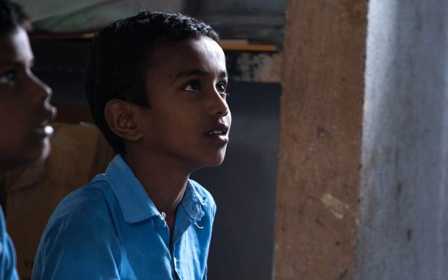Paulig and Save the Children continue children's rights project in India in the tracks of the pandemic