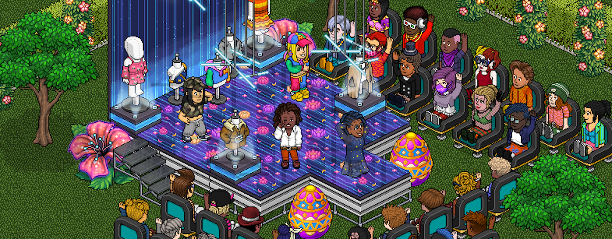 Player-Generated Fashion Item in Habbo Raises Over €15000 for Save the Children International