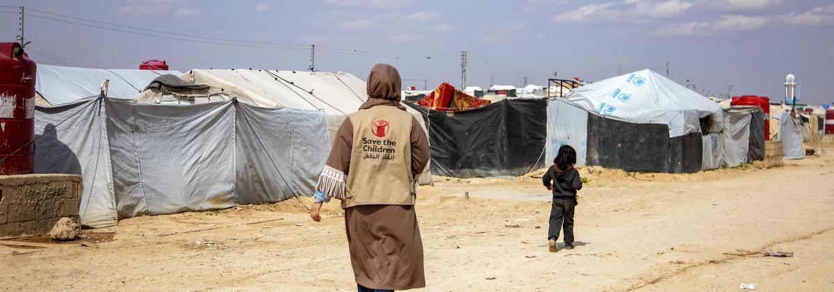 Kotimaidensa hallitusten hylkäämät lapset riutuvat Syyrian leireillä